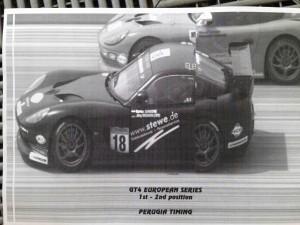 GT4 Series 10.-11.05.2014, Misano