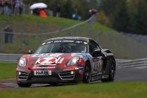 24h-Rennen Porsche Cayman S