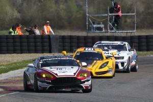 GT4 Series Nogaro 04. - 06.04.2015